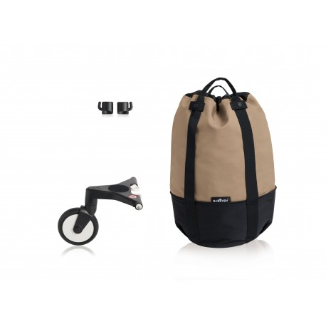 YOYO+ bag - Taupe