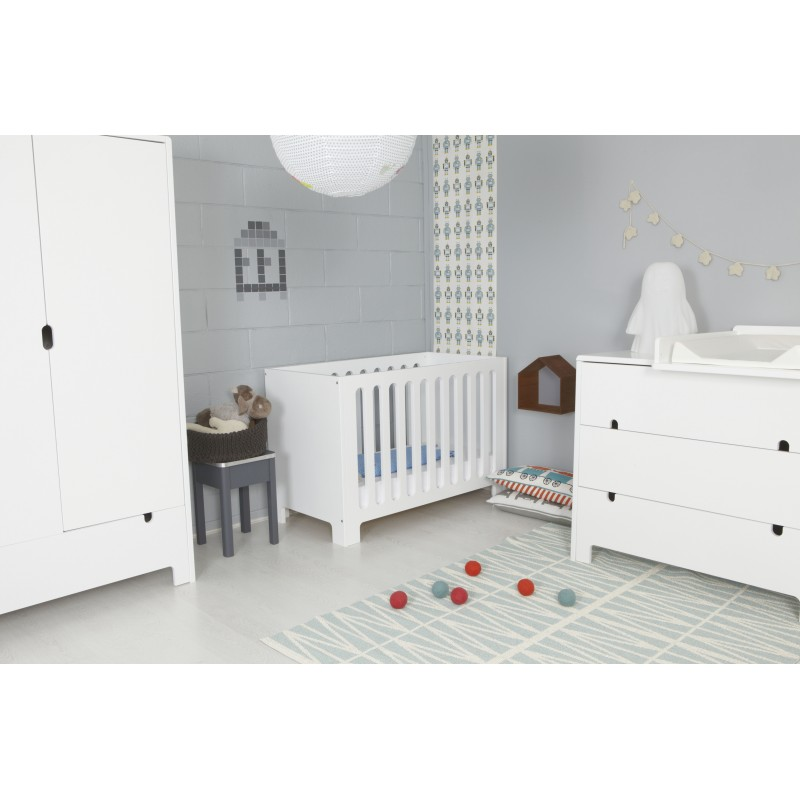 lit b b 60x120 diabolo fdtc. Black Bedroom Furniture Sets. Home Design Ideas
