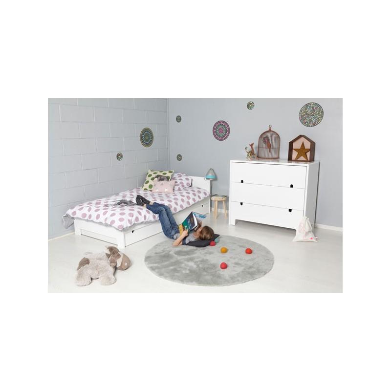 chambre enfant junior chambres pour bb lit enfant matelas 70x160 deco chambre bebe garcon. Black Bedroom Furniture Sets. Home Design Ideas
