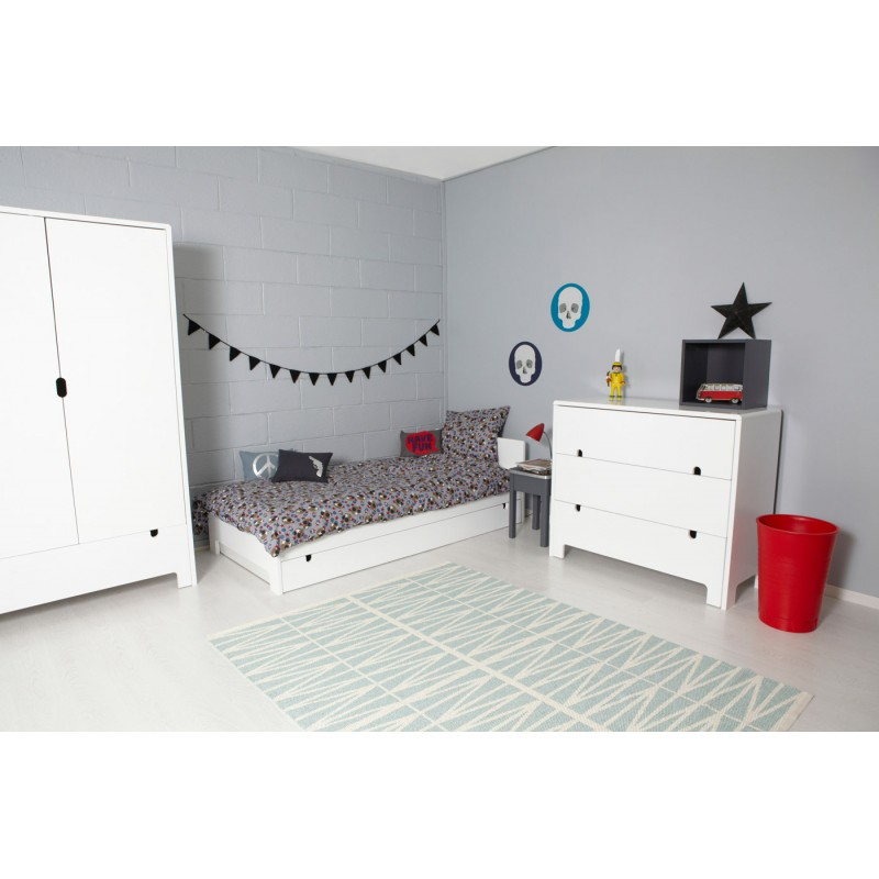 lit enfant 90x190 diabolo fdtc. Black Bedroom Furniture Sets. Home Design Ideas