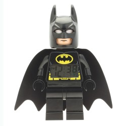 """Réveil / Horloge """"Batman"""" Super Héros Lego"""