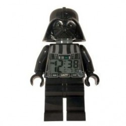 "Réveil / Horloge ""Dark Vador"" Star Wars Lego"