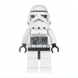 """Réveil / Horloge """"Soldat de l'Empire"""" Star Wars Lego"""