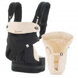 Pack Porte-bébé évolutif 360 Ergobaby