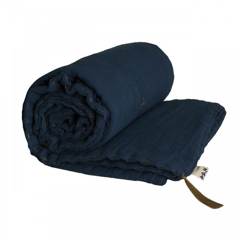 couverture d 39 hiver s 80 x 110cm numero 74. Black Bedroom Furniture Sets. Home Design Ideas