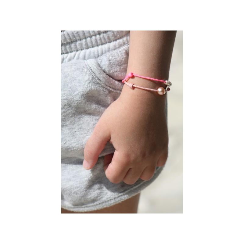 bracelet perle claverin