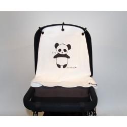 Rideau de poussette Panda - Kurtis
