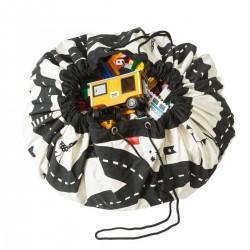 Sac à jouets / Tapis de jeux Circuit - Play & Go