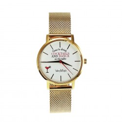Montre Coktail - Maille - Very Mojo