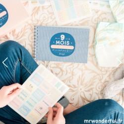 "Album ""9 mois mille aventures"" © Mr Wonderful"