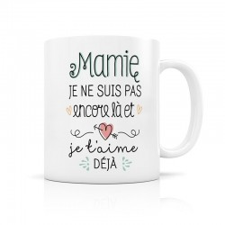 "Mug ""Mamie"" - Crea Bisontine"