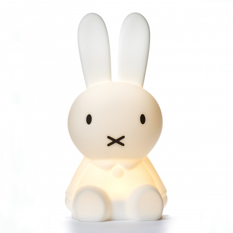 veilleuse lapin miffy rechargeable mr maria. Black Bedroom Furniture Sets. Home Design Ideas