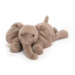 Elephant Smudge L - Jellycat