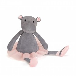 Dancing Darcey Hippo Medium - Jellycat