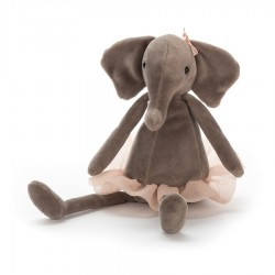 Dancing Darcey Elephant Small - Jellycat