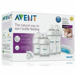 Kit nouveau-né Biberons Natural Philips Avent