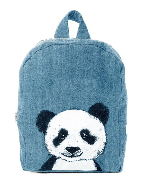 Panda Denim Clair