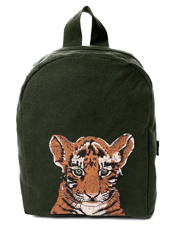 Tigre Vert Kaki