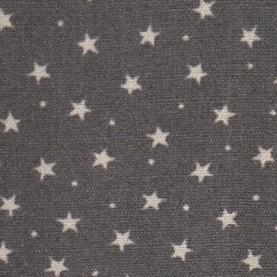 Gris clair Etoiles - P134