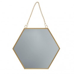 Sass and Belle - Miroir Jane Hexagone