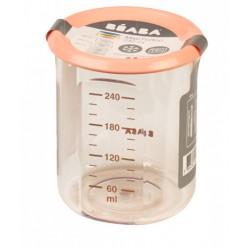 Maxi Portion 240 ml Tritan nude