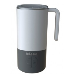 Milk Prep white/grey : preparateur boisson