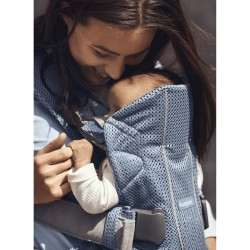 Porte-bébé One Air, Mesh 3D Bleu ardoise