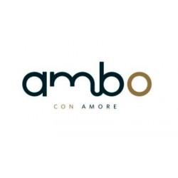 Bracelet Chaîne ROND ARGENT JAUNE - pêche AMBO