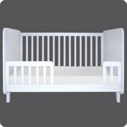 Barrière de lit Accroche-Coeur 70x140 - Laurette